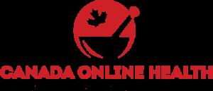 A logo of CanadaOnlineHealth