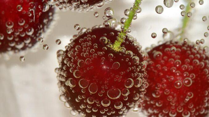 An image of cherry fizz