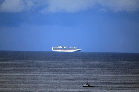 An image of a boat on the sea